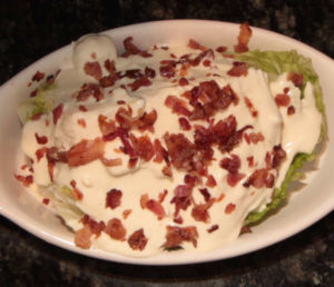 Winnemucca Wedge Salad