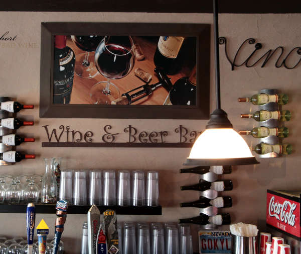 Wine and Beer Bar